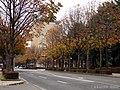 秋色の奥州街道 (Oshu Kaido in autumn) 03 Nov, 2013 - panoramio.jpg