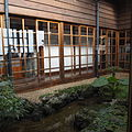 草山行館中庭花圃.JPG