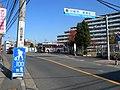 蟹ヶ谷バス停 - panoramio.jpg