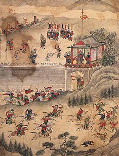 Battle of Bukgwan