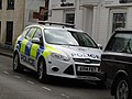 -2019-05-09 Police Car, High Street, Stalham.JPG