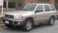 Attractive 1999 2001 Nissan Pathfinder SE
