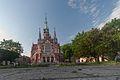 00130Kraków, zespół kościoła par. pw. św. Józefa, 1905-1909.jpg