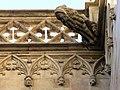 04 Gàrgola, Ajuntament de Barcelona, façana gòtica.JPG