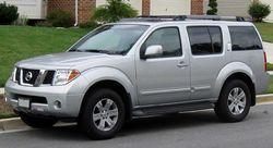 2005-2007 Nissan Pathfinder