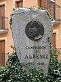 052 Camprodon a Albéniz, pl. Santa Maria.JPG