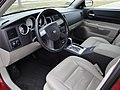 05 Dodge Magnum RT Interior (6449085877).jpg