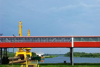 Szczecin agglomeration - Image: 0905 Port Police ZPL 7