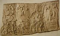 099 Conrad Cichorius, Die Reliefs der Traianssäule, Tafel XCIX.jpg