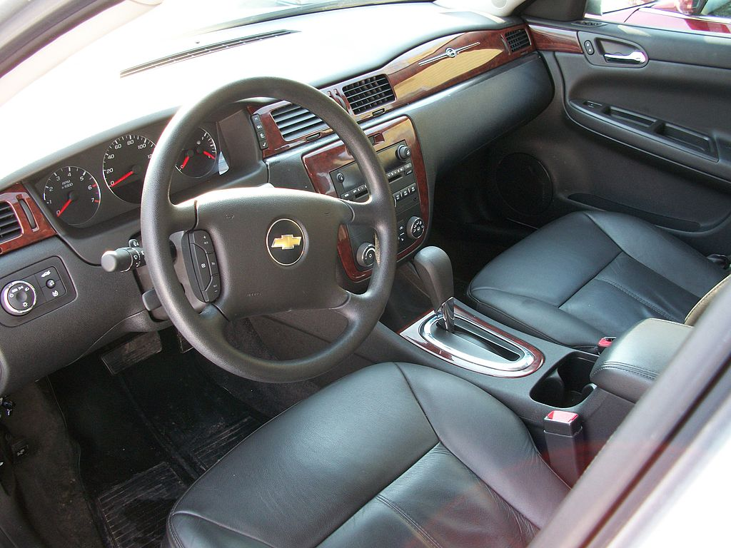 File 09 Impala Interior Jpg Wikimedia Commons