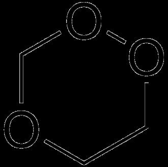 1,2,4-Trioxane - Image: 1,2,4 Trioxane