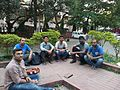 1. Participants of Dhaka Wikipedia Meetup, April 2016.jpg