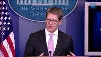 File:10-16-13- White House Press Briefing.webm