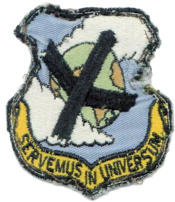 100th Air Refueling Squadron - SAC - Patch