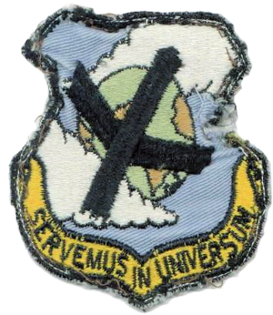 100th Fighter Squadron - Legacy 100th Air Refueling Squadron patch