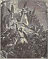1081 - Louis VI le Gros - Attaque du château du Puiset.jpg