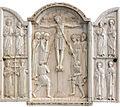 10XX Flügelaltar mit Kreuzigung Christi anagoria.JPG