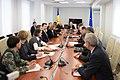 11.03.2020 Comisia politică externă și integrare europeană. Desemnarea candidaturilor agreate în calitate de Ambasadori ai Republicii Moldova (49647281087).jpg