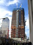 Construction Of One World Trade Center Wikipedia The