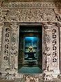 11th century Panchalingeshwara temples group, Kalyani Chalukya, Sedam Karnataka India - 67.jpg