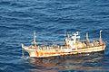 120331-G-ZZ999-556-Adrift fishing vessel from 2011 Fukoshima tsunami.JPG