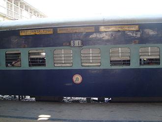 Howrah Jodhpur Express - 12307 Howrah Jodhpur Express - Sleeper Class