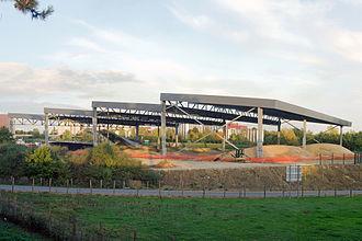 Vélodrome de Saint-Quentin-en-Yvelines - BMX track