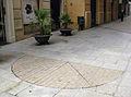 13 Paviment a Anna Frank, c. Sèneca.jpg