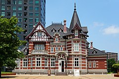 140721 Kitakyushu International Commemorative Library Kitakyushu Japan01bs.jpg