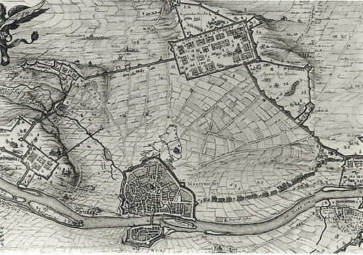 1632 Belegering van Maastricht