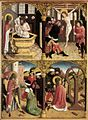 16th-century unknown painters - Scenes from the Legend of St George - WGA23610.jpg