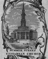 1852 SummerSt UnitarianChurch Boston map BPL 12850.png