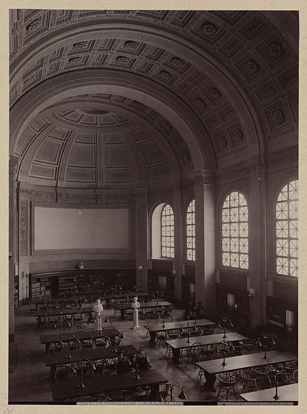 File:1895 BatesHall BostonPublicLibrary USA 2388378910.jpg