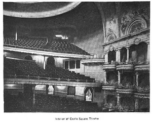 Castle Square Theatre - Castle Square Theatre, Boston, ca.1896