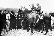 18th Hussars patrol