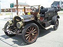 1909 Rambler model 44 at 2010 Richmond Region AACA show-01.jpg