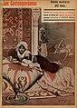 1910-06-24, Los Contemporáneos, El paje de la condesa, de Sinesio Delgado, Méndez Bringa.jpg