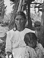 1919 Native woman and child in Baracoa, Cuba.jpg