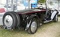 1930 Rolls-Royce Phantom II Two-Seater Open Sports by Hooper, rear right (Hershey 2019).jpg