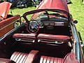 1951 Hudson maroon convertible at 2015 Shenandoah AACA meet 08.jpg