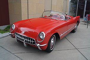 chevrolet corvette wikipediaWiring Together With Purchase 53 54 55 Corvette Original Door Sill #20