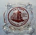 1963 - S & G Cafe Ashtray - Allentown PA.jpg
