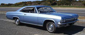 Chevrolet Impala - 1965 Chevrolet Impala Sport Coupe