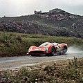 1966-05-08 Targa Florio Ferrari 330 P3 0844 Vaccarellla Bandini.jpg