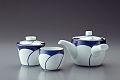 1968 SeriesTwistedUmeBlossom-TeaSet Masahiro-Mori.jpg