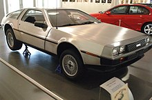 1981 Delorean That Was Displayed At The National Motor Museum Birdwood South Australia In October 2017