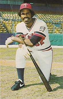 1981 Minnesota Twins Postcards Gary Ward.jpg