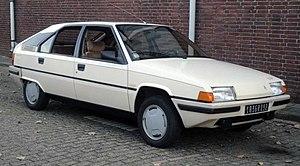 Citroën BX - 1985 BX GT