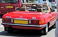 1985 Mercedes-Benz 280 SL (R107) (4738893502).jpg