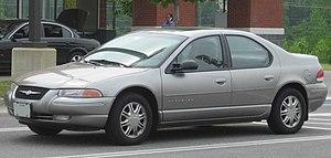 Chrysler Cirrus - 1999–2000 Chrysler Cirrus LXi